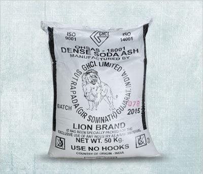 ghcl dense soda ash product