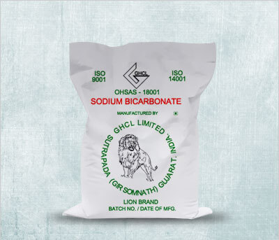 ghcl sodium bicarbonate product