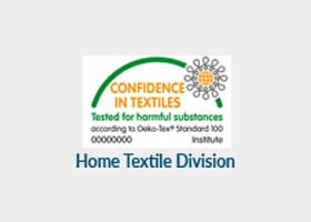 OKO-TEX Certification From CITIVE, Portugal For Home Textile Division