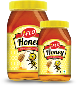 i-flo honey consumer product