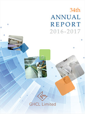 ghcl limited - 34th annual report 2016-17