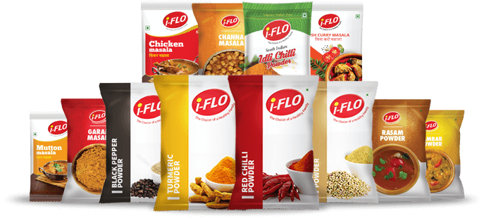 i-flo honey spicies product