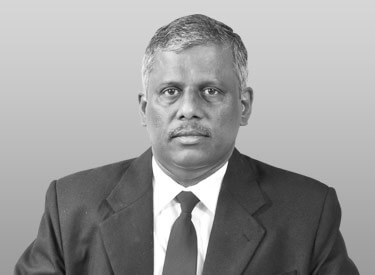 Mr. M Sivabalsubramanian - CEO (Yarn Division)