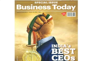 Mr. RS Jalan, MD GHCL ranked 29th in the list of Top 100 CEOs based on BT – PWC Best CEO survey