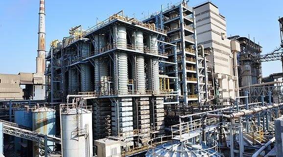 Pyrite-Separation-Plant