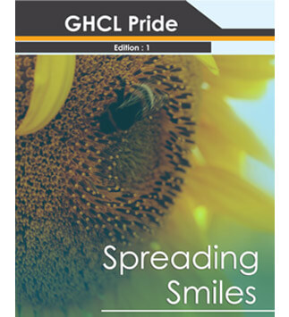 ghcl - edition 1 - pride spreading smiles