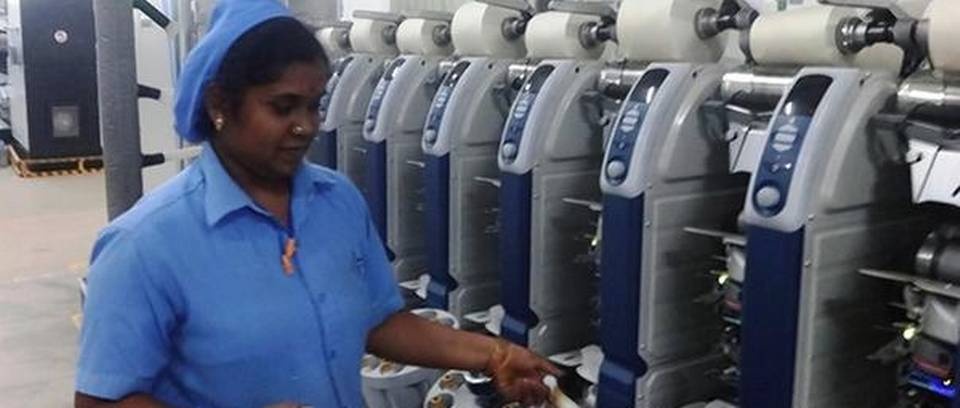 This mill helps its women staff spin success stories