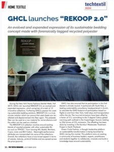 GHCL-The Textile Magazine